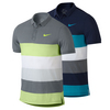 NIKE Men`s Advantage Dri-Fit Cool Tennis Polo