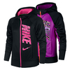 NIKE Girls` KO 3.0 Graphic Full Zip Jacket