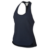 NIKE Women`s Court Tennis Tank Obsidian Heather