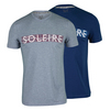 SOLFIRE Men`s Lightning Tennis Tee
