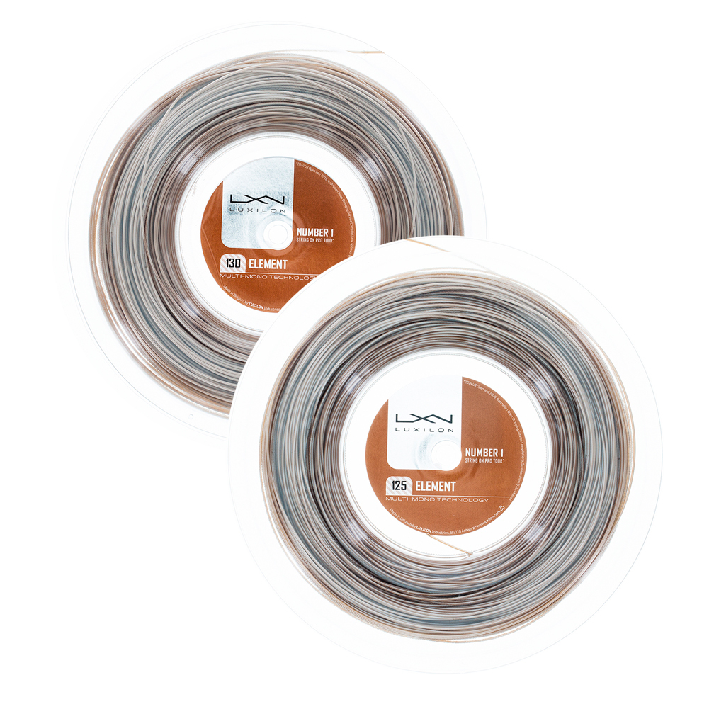 Element Tennis String Reel Bronze
