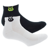 SOLFIRE Men`s SOL Ankle Tennis Socks