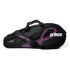 PRINCE Club 3 Pack Tennis Bag Bright Pink
