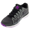 NIKE Women`s Zoom Vapor 9.5 Tour Tennis Shoes Midnight Fog and Phantom