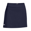 UNDER ARMOUR Women`s Team Kiltie Skort Midnight Navy