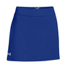 UNDER ARMOUR Women`s Team Kiltie Skort Royal