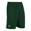 UNDER ARMOUR Men`s Assist Shorts Forest Green