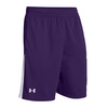 UNDER ARMOUR Men`s Assist Shorts Purple