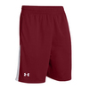 UNDER ARMOUR Men`s Assist Shorts Cardinal