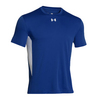 UNDER ARMOUR Men`s Zone Tee Royal