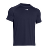 UNDER ARMOUR Men`s Lock Short Sleeve Tee Midnight Navy