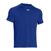 UNDER ARMOUR Men`s Lock Short Sleeve Tee Royal