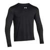 UNDER ARMOUR Men`s Locker Longsleeve Tee Black