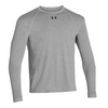 UNDER ARMOUR Men`s Locker Longsleeve Tee True Gray