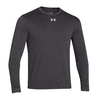 UNDER ARMOUR Men`s Locker Longsleeve Tee Carbon Heather