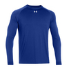 UNDER ARMOUR Men`s Locker Longsleeve Tee Royal