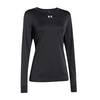 UNDER ARMOUR Women`s Locker Longsleeve Tee Black