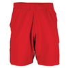 Men`s Legacy Knit Tennis Short 101_FIERY_RED
