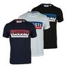 LACOSTE Men`s Lifestyle Short Sleeve Graphic Tee