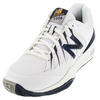 Mens 1006 D Width Tennis Shoes White by NEW BALANCE
