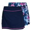 SOFIBELLA Women`s Spectrum 14 Inch Tennis Skort