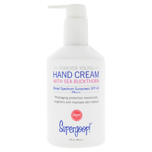 Forever Young Hand Cream SPF 40 with Sea Buckthorn 10 fl oz