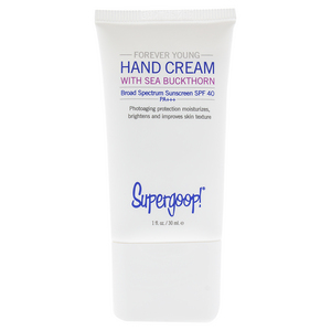 Forever Young Hand Cream SPF 40 with Sea Buckthorn 1 fl oz