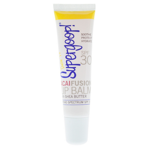 SUPERGOOP ACAIFUSION LIP BALM SPF 30 0.5 FL OZ