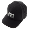 TRAVISMATHEW Men`s Donelly Tennis Cap Black