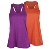 FILA Women`s Move It Loose Tank Heather