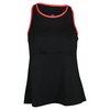 TAIL Women`s Tippi Tennis Tank Black