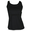 TAIL Women`s Daria Tennis Tank Black