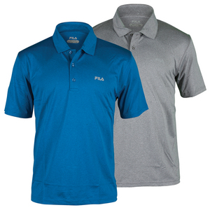 Men`s Performance Heather Polo