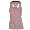 ADIDAS Women`s Supernova Fitted Tank Maroon