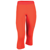 ADIDAS Women`s Techfit Capri Tight Solar Red