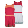 FILA Girls` Illusion Tennis Dress