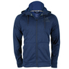 ADIDAS Men`s Fleece Full-Zip Hoodie Midnight Indigo