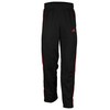 ADIDAS Men`s Tech Fleece Pant Black and Scarlet