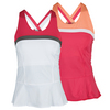 FILA Women`s Illusion Cross Back Tennis Tank