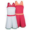 FILA Women`s Illusion Tennis Dress