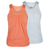 FILA Women`s Illusion Draped Tennis Tank