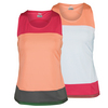 FILA Women`s Illusion Colorblocked Tennis Tank