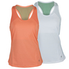 FILA Women`s Illusion Racerback Tennis Tank