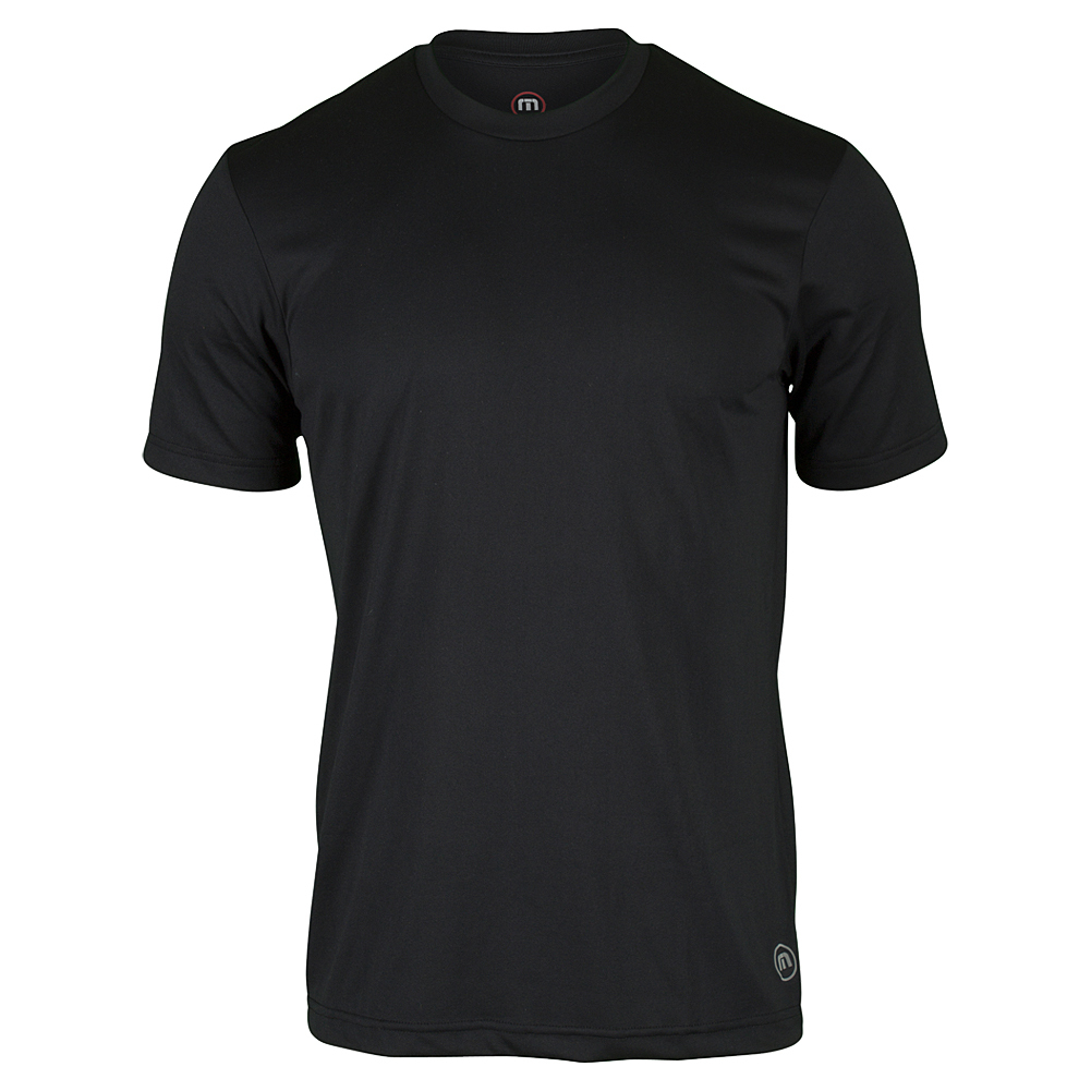 Men's Cannon Tennis Crew Black