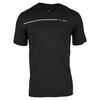 TRAVISMATHEW Men`s Pool and Pond Tennis Crew Black