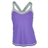 SOFIBELLA Women`s Power Play Athletic Tennis Cami Force