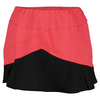 TAIL Women`s Abott 13.5 Inch Tennis Skort Optic Coral