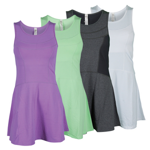 Women`s Game Point Tennis Dress