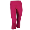 ADIDAS Women`s Perf Mid-Rise 3/4 Tight Bold Pink