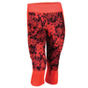 ADIDAS Women`s Supernova 3/4 Energy Tight Solar Red